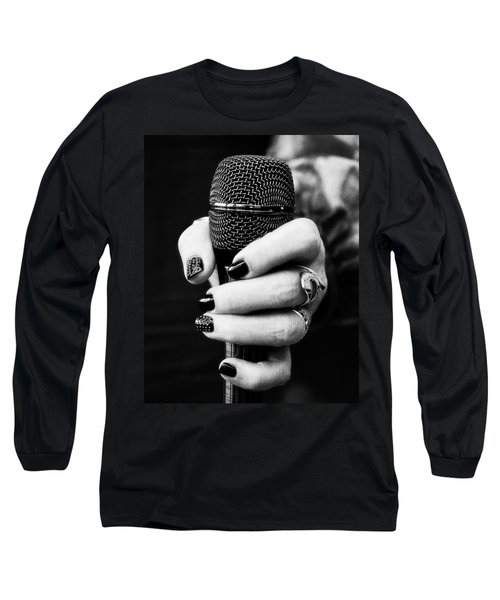 Rock And Metal Long Sleeve T-Shirt