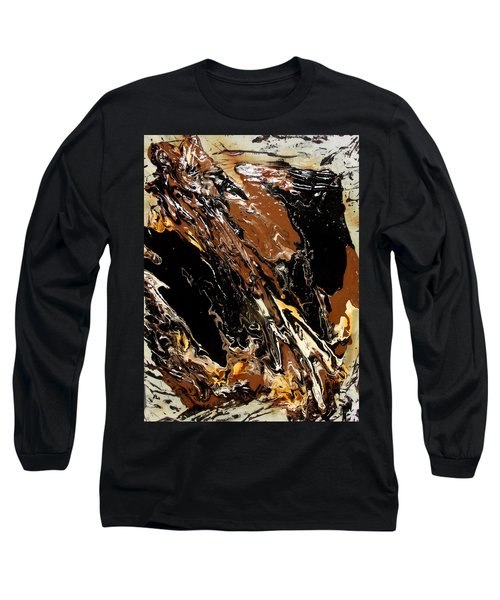 Rock Formation 2 Long Sleeve T-Shirt