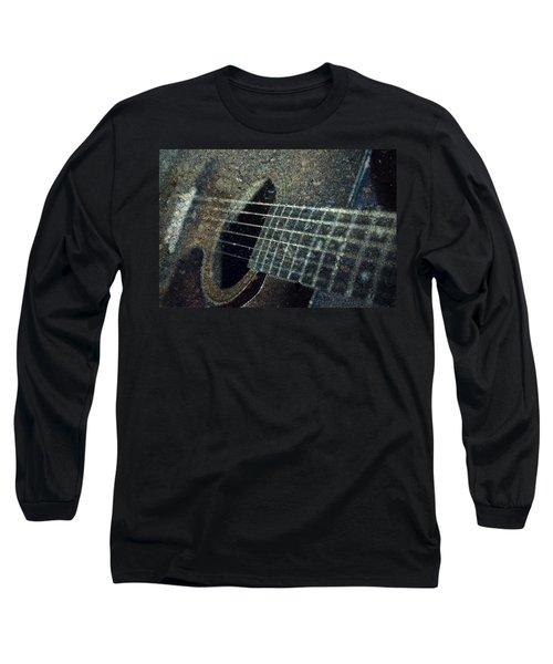 Rock Guitar Long Sleeve T-Shirt