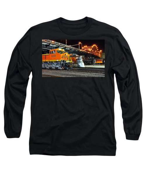 Rock Island Train Festival 2011 Long Sleeve T-Shirt