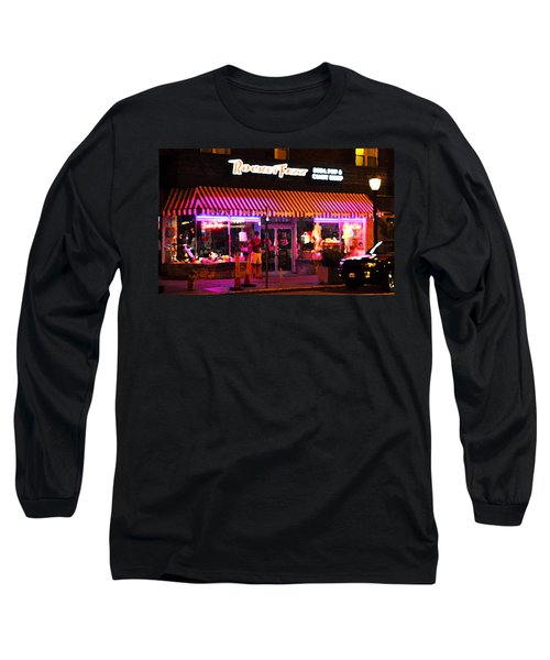 Rocket Fizz Long Sleeve T-Shirt