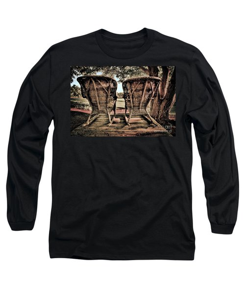 Rocking Chairs Long Sleeve T-Shirt
