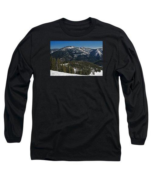 Rocky Mountain Top Long Sleeve T-Shirt