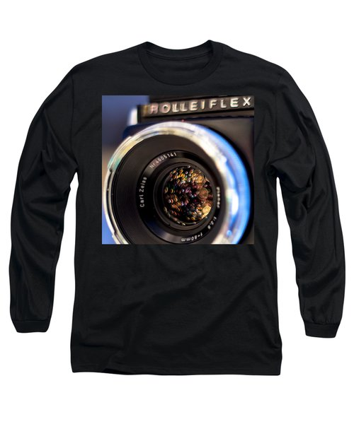 Rollei Champagne Long Sleeve T-Shirt