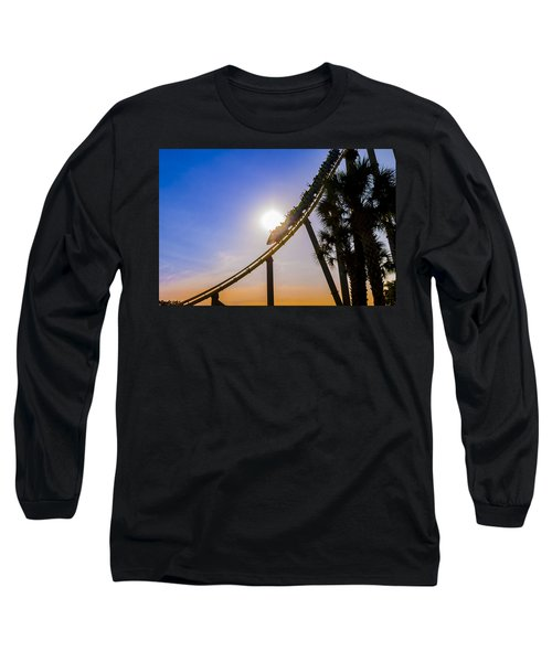 Roller Coaster Long Sleeve T-Shirt