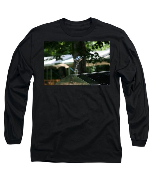 Long Sleeve T-Shirt featuring the photograph Rolls Royce by Leena Pekkalainen