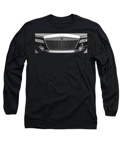 Rolls Royce Long Sleeve T-Shirt by Maj Seda