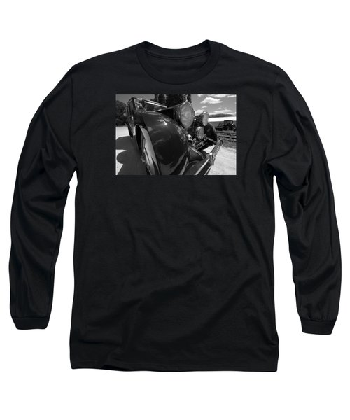 Long Sleeve T-Shirt featuring the photograph Rolls Royce Station Wagon by John Schneider