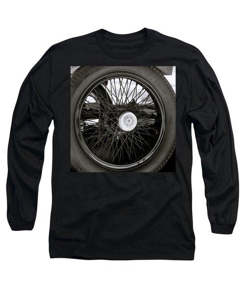 Rolls Royce Wheel Long Sleeve T-Shirt