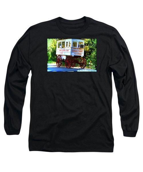 Roman Candy Long Sleeve T-Shirt by Scott Pellegrin
