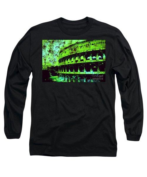 Roman Colosseum Long Sleeve T-Shirt
