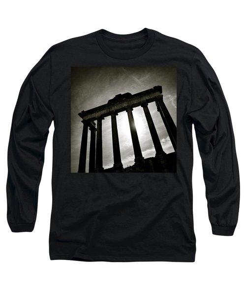 Roman Forum Long Sleeve T-Shirt