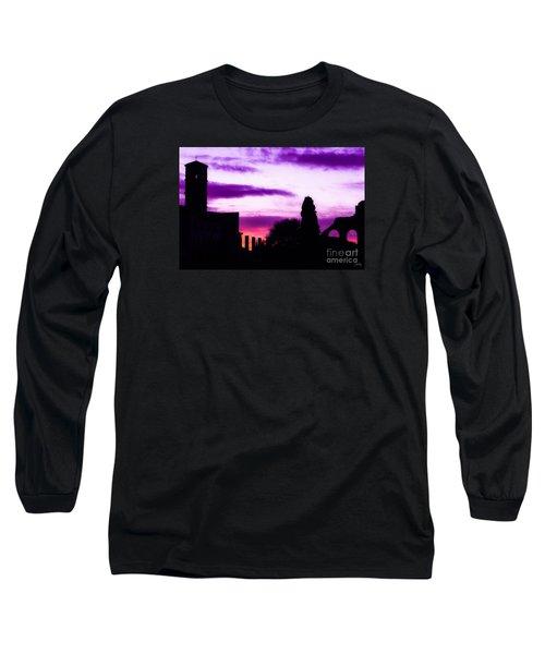Roman Sunrise Long Sleeve T-Shirt