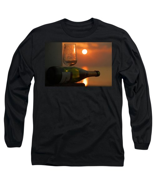 Long Sleeve T-Shirt featuring the photograph Romance by Leticia Latocki