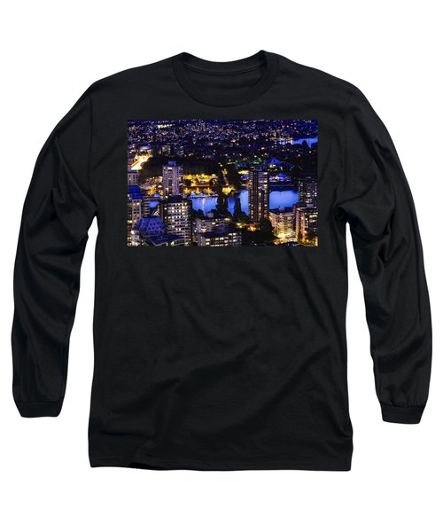 Romantic Kits Beach - Mdxxxviii Long Sleeve T-Shirt
