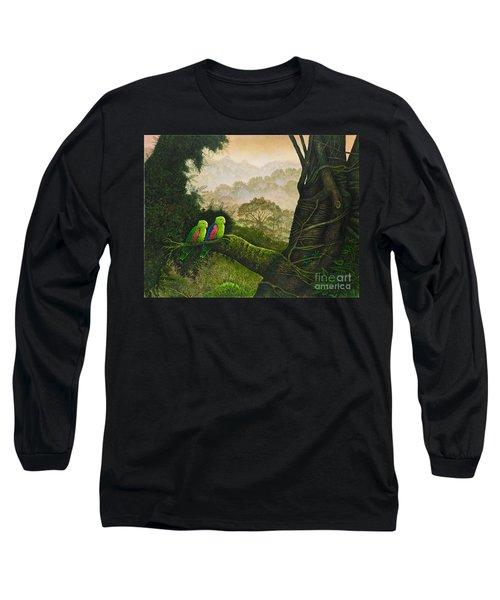 Romantique II Long Sleeve T-Shirt