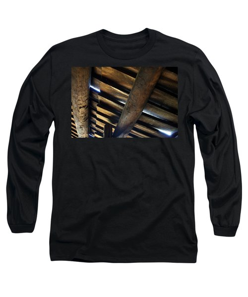 Roofage Long Sleeve T-Shirt by Leeon Pezok