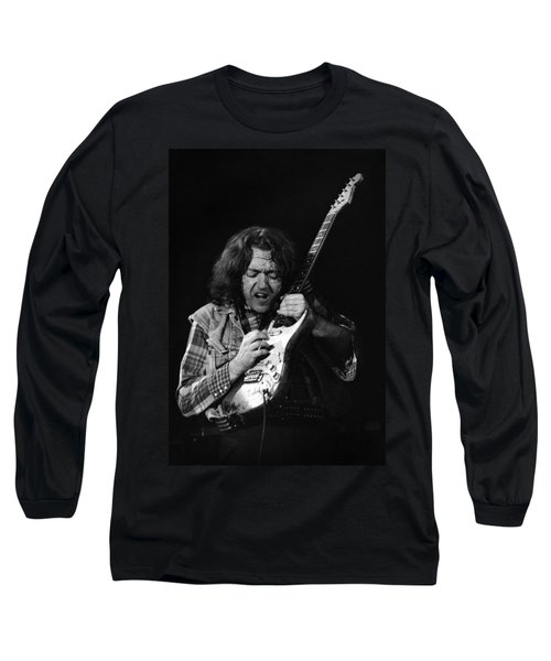 Rory Gallagher 1 Long Sleeve T-Shirt