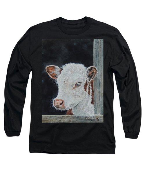 Rosebud. Sold Long Sleeve T-Shirt