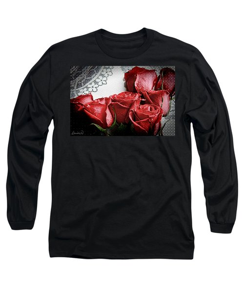 Roses To Remember Long Sleeve T-Shirt