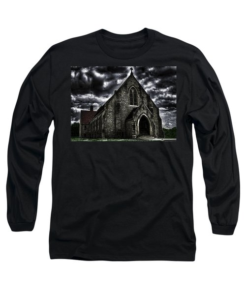 Roseville Ohio Church Long Sleeve T-Shirt
