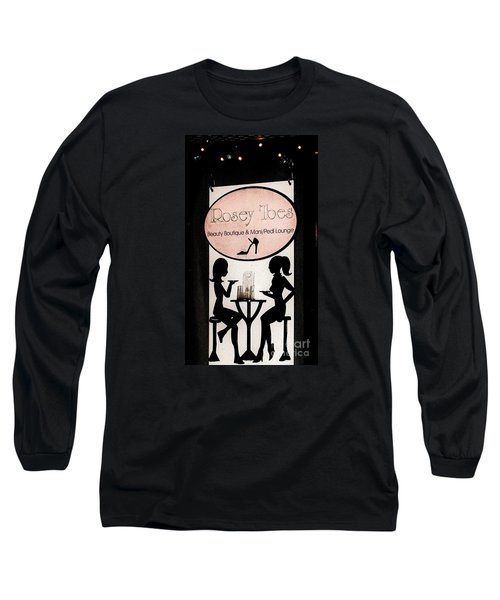 Rosey Toes Long Sleeve T-Shirt