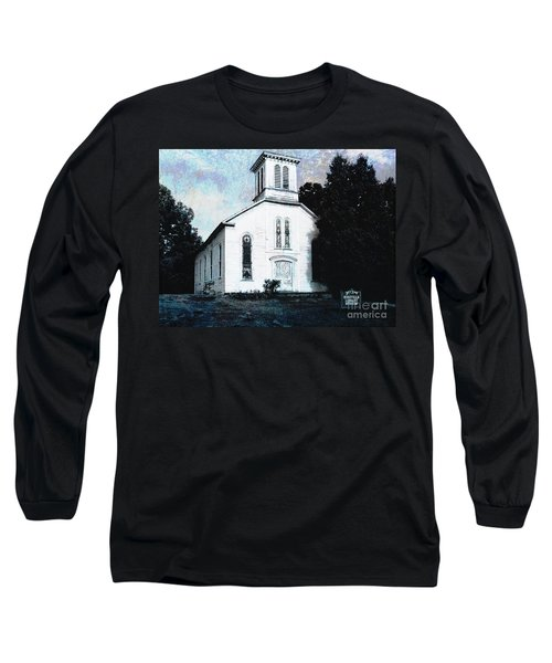 Rossville Church And Cemetery Long Sleeve T-Shirt