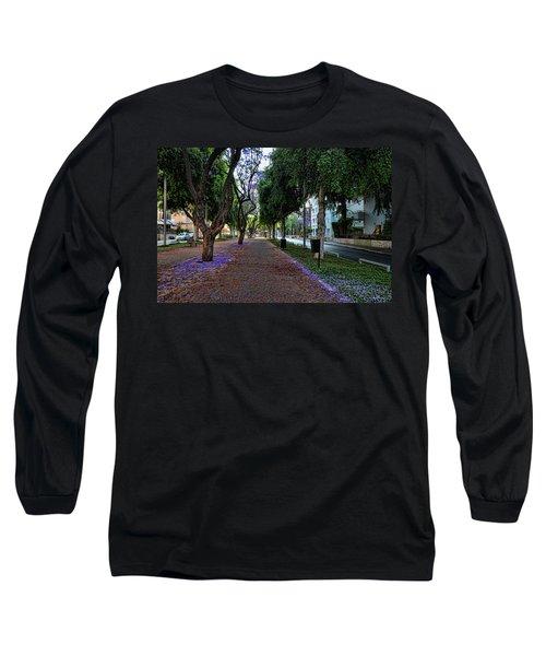 Rothschild Boulevard Long Sleeve T-Shirt