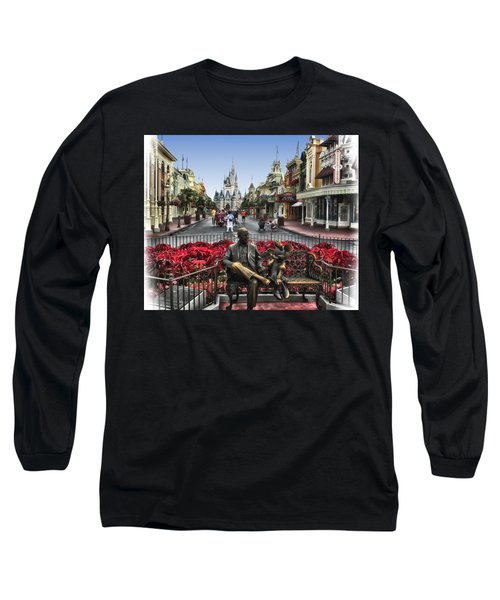 Roy And Minnie Mouse Walt Disney World Long Sleeve T-Shirt