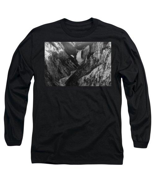 Running Deep Long Sleeve T-Shirt
