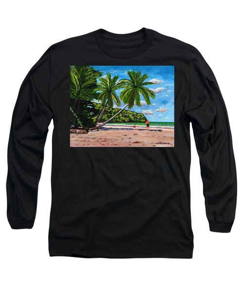 Running Long Sleeve T-Shirt by Laura Forde