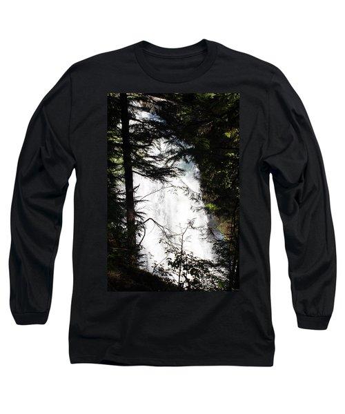 Rushing Through The Trees Long Sleeve T-Shirt