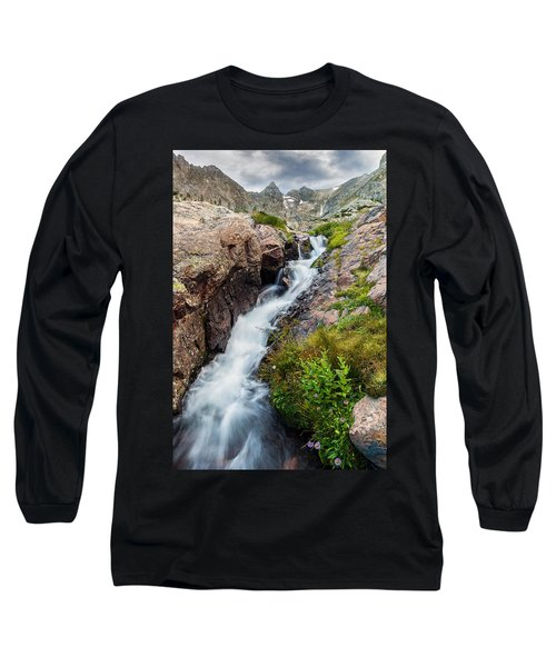 Rushing Thru Long Sleeve T-Shirt