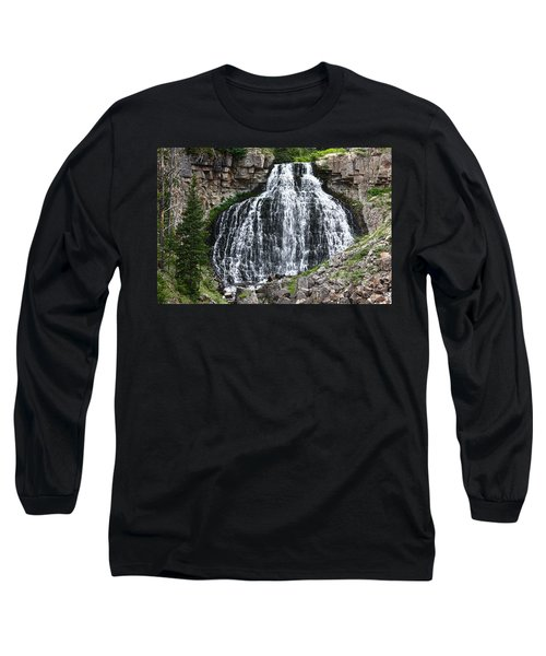 Rustic Falls Long Sleeve T-Shirt