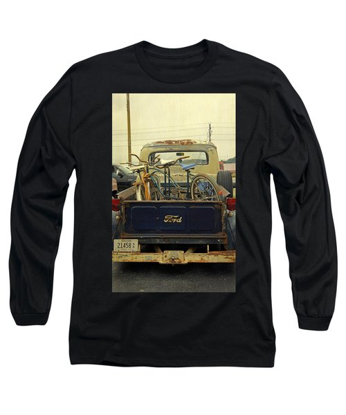 Rusty Haul Long Sleeve T-Shirt by Laurie Perry