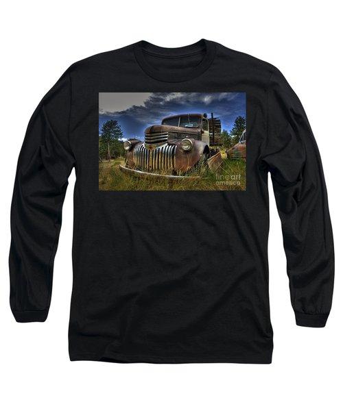 Rusty Relic Long Sleeve T-Shirt