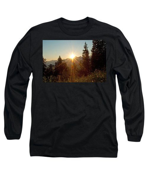 Sabbath Sunset Long Sleeve T-Shirt