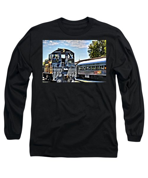 Sacramento Southern Long Sleeve T-Shirt