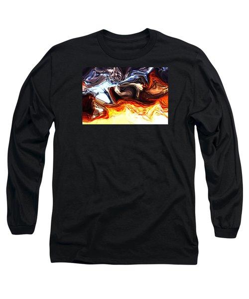 Sacrifice Long Sleeve T-Shirt by Richard Thomas