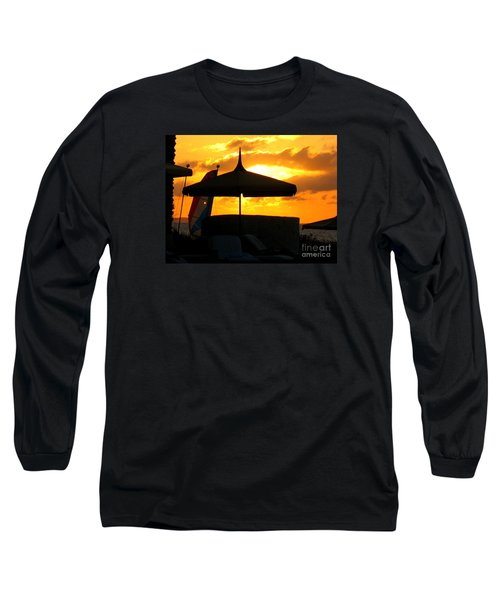 Long Sleeve T-Shirt featuring the photograph Sail Away With Me by Patti Whitten