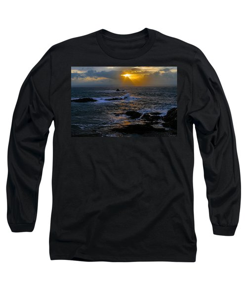 Sail Rock Sunrise Long Sleeve T-Shirt