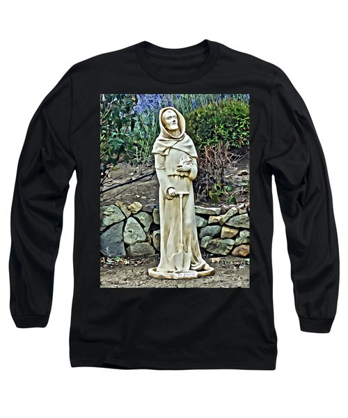 Saint Fiacre Long Sleeve T-Shirt