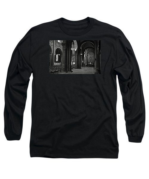 Saint Germain Des Pres - Paris Long Sleeve T-Shirt
