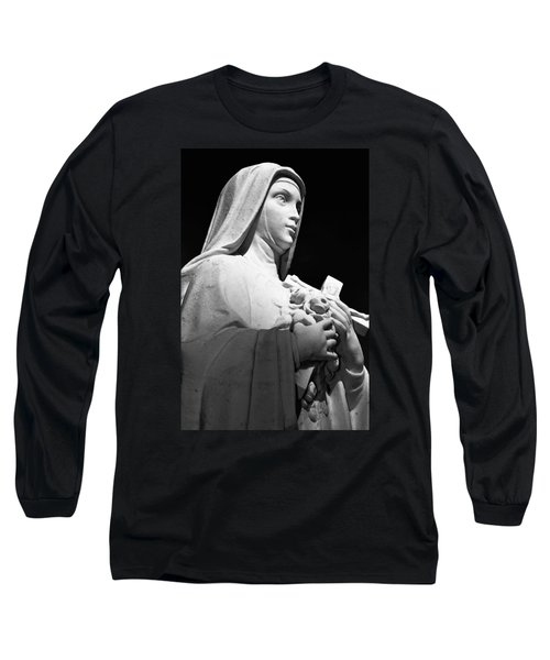 Saint Teresa Long Sleeve T-Shirt