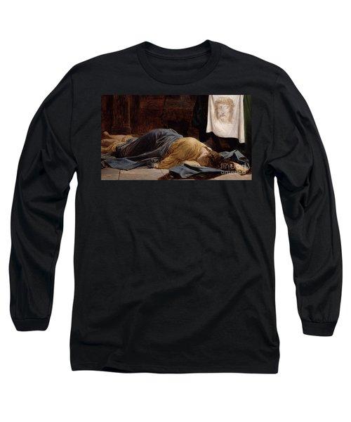 Saint Veronica Long Sleeve T-Shirt