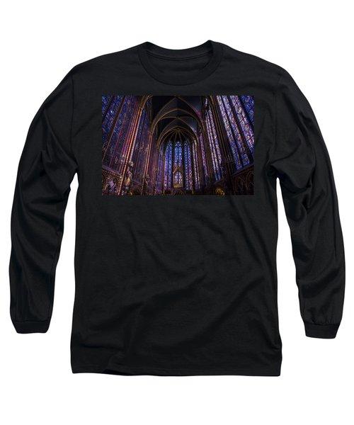 Sainte Chapelle Long Sleeve T-Shirt