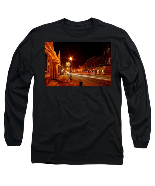 Salem Ohio Christmas Long Sleeve T-Shirt