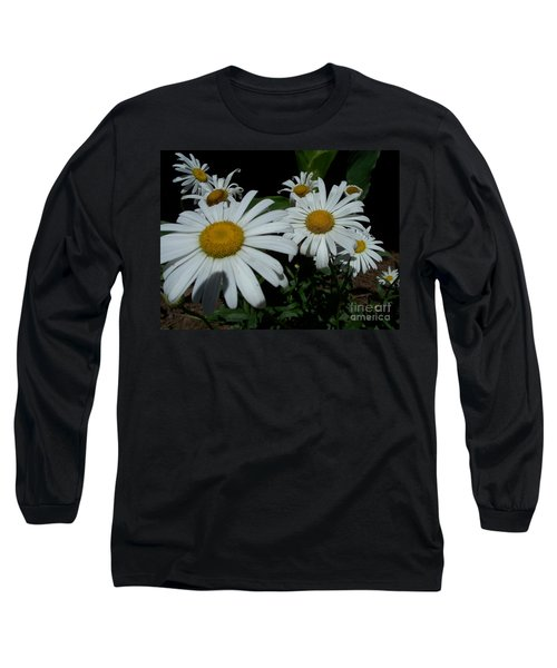 Salute The Sun Long Sleeve T-Shirt by Marilyn Zalatan