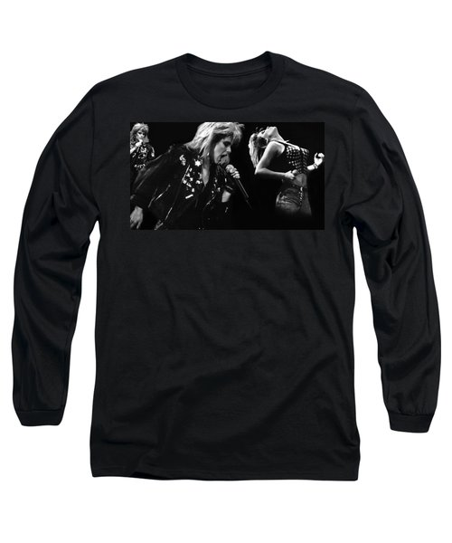Samantha Fox 3 Long Sleeve T-Shirt