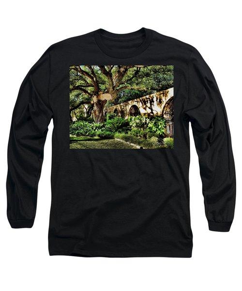 San Antonio D Long Sleeve T-Shirt